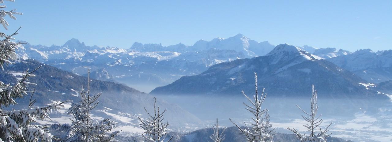 Gîte Le Champ des Pierres Fillinges Haute-Savoie
